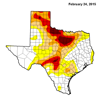 Texas Drought 0224