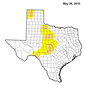 Texas Drought 0528